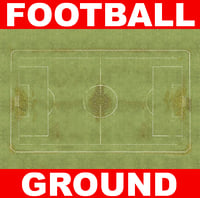 low-impact football ground