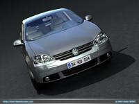 golf car sport 3d model