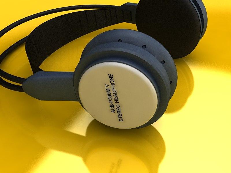 headphones 3d x