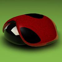ladybug lady bug c4d