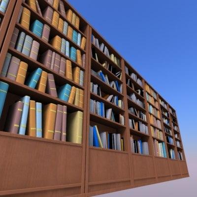 max bookcase bookshelf