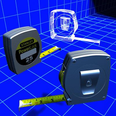tape measure 01 max