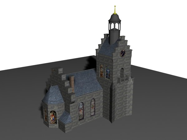 neorenaissance church max
