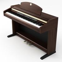 maya yamaha clavinova piano