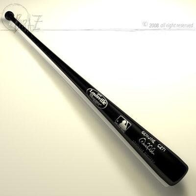 c4d baseball bat