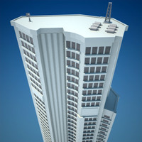 3d model skyscraper 8 vol 1