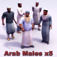 max arab male ged