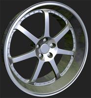 3d wheels rim