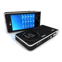 max lg viewty mobile phone