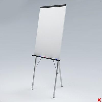 3ds max whiteboard board