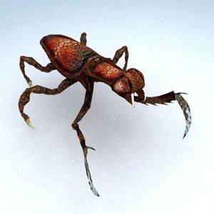 monstrous mantis 3d 3ds