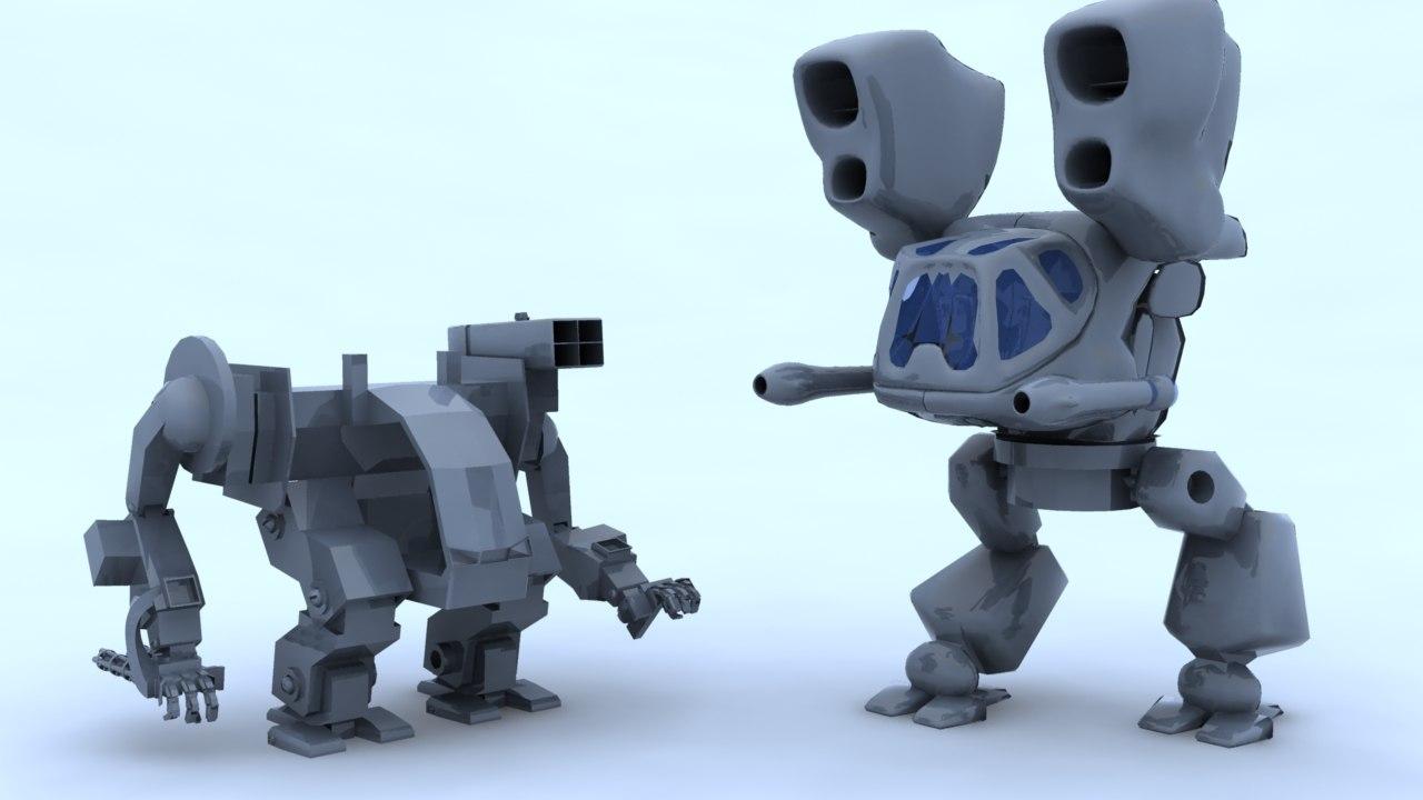 robot war max