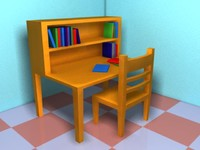 reading table 3d ma