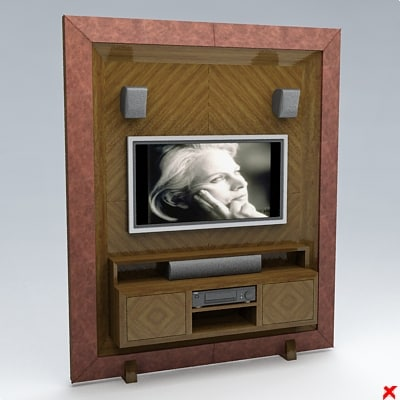 3d tv display