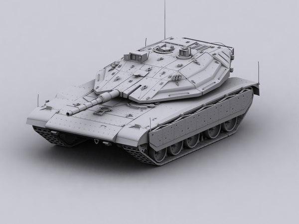 maya abrams tank