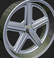 maya wheels rim