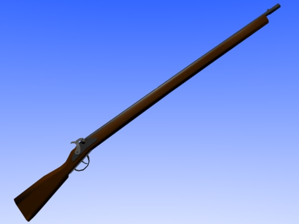 3d rifle musket civil war