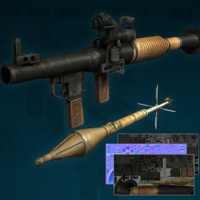 rpg- rocket launcher 3ds