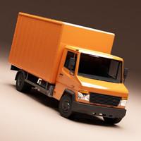 delivery vario 3d model