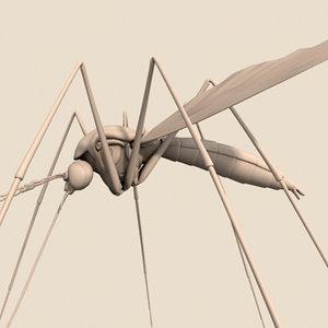 3ds max mosquito