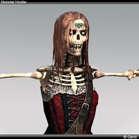 Skeleton Hottie