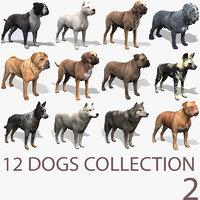 extensive dog 2 fbx