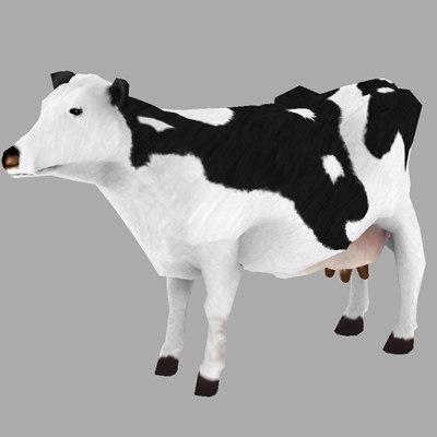maya cow games