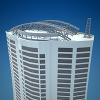 3d skyscraper 8 vol 1 model