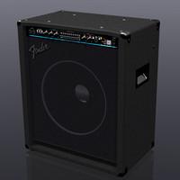 3ds speaker amp