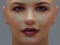 3d catherine zeta jones model