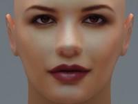 3d catherine zeta jones model
