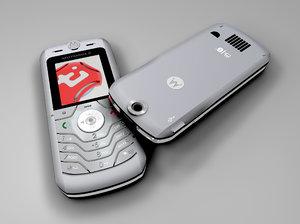 3ds max cellular phone