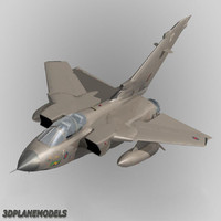 3d model panavia tornado ids royal
