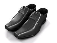 3ds max shoe