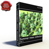 Trees collection Vol1