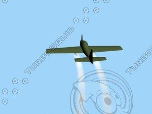 aeroplane smoke max