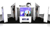 Exhibition Booth 5x9m