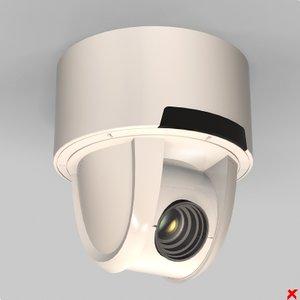 security camera 3d x