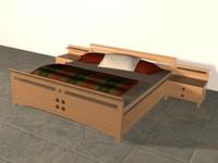 maya bed tables