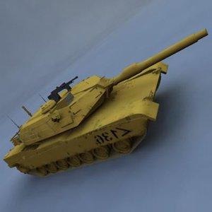 tanker vehicle 3d model