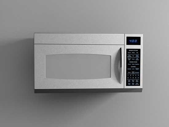 microwave 3d ma