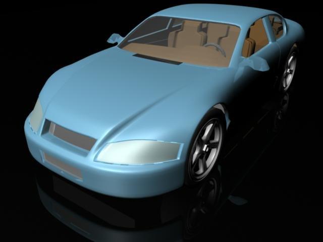 maya car sport
