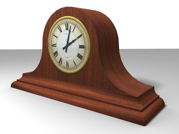 mantle clock blend