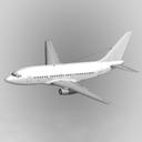 Boeing 737-200 3D models