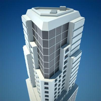 3ds skyscraper 8 vol 1