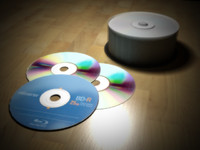 Compact Disc (CD or DVD)