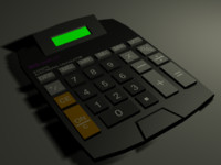 3ds max display calculator