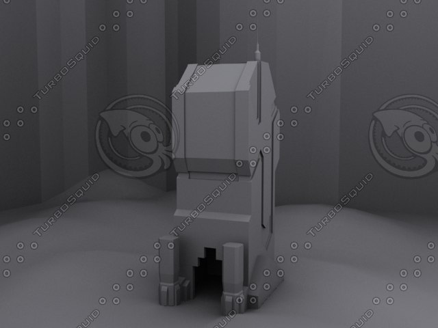 stargate worlds atlantis 3d model