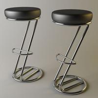 Italian bar stool
