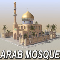 Arab Mosque & Environments